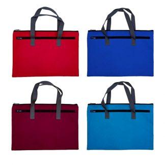 BG1022 Nylon Seminar Folder Bag