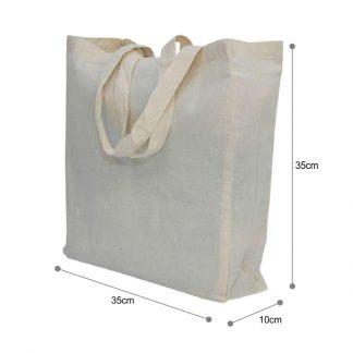 BG1025 Square Canvas Bag