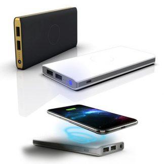 IT0562 Wireless Charging Powerbank -10,000mAh