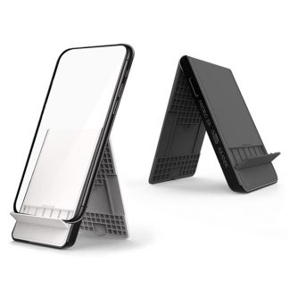 IT0598 Handphone Stand with Micro SD Card Reader