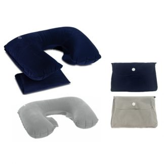 LSP0668 Inflatable Travel Neck Pillow