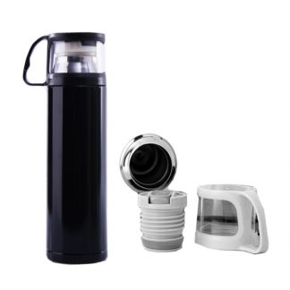 MGS0612 Thermo Bottle with Cup Cover - 500ml