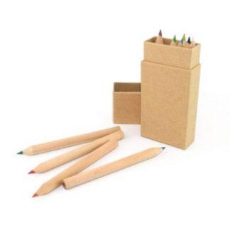 PEN0569 ECO-Friendly 10 Colours Pencil Set
