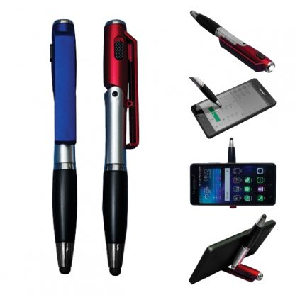 PEN0604 i-Stylus Twist Ballpen with LED Touchlight & Telephone stand