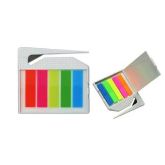 STA0500 Sticky Notepad with Letter Cutter