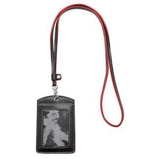 STA0698 PU ID Badge with Lanyard