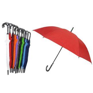 UMB0002 Regular Solid Auto Open Umbrella