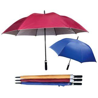 UMB0124 - 30″ Golf UV Auto Open Umbrella