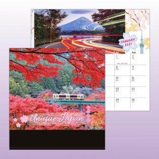CLD0027 Wire-O Desk Calendar