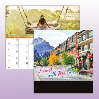 CLD0029 Wire-O Desk Calendar