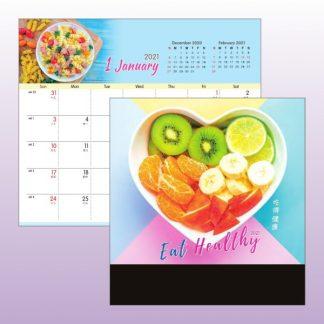 CLD0030 Wire-O Desk Calendar
