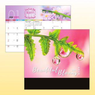 CLD0079 Wire-O Desk Calendar